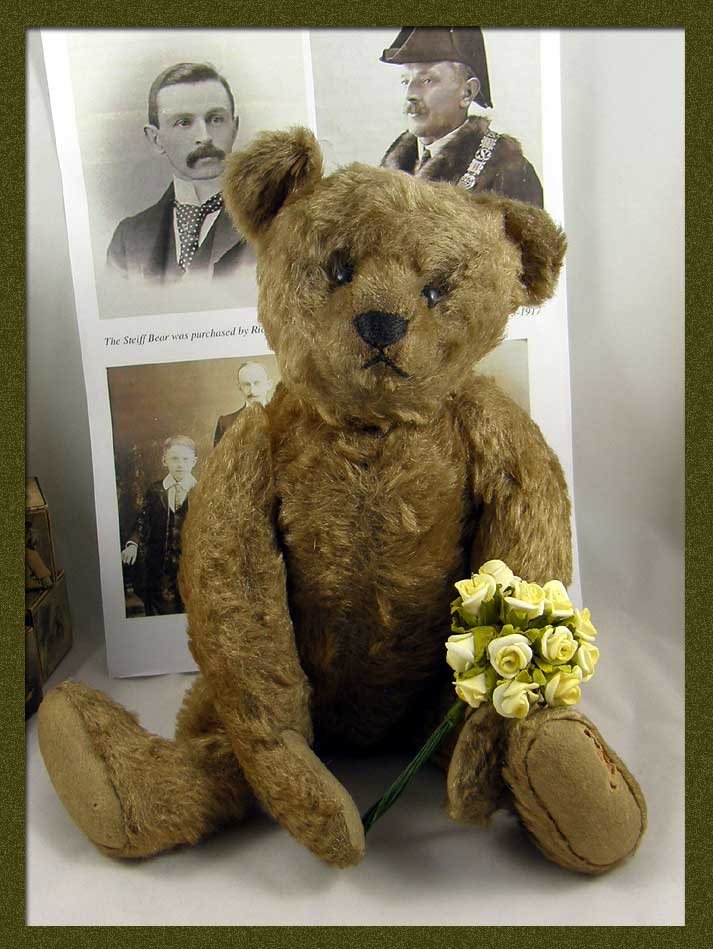 Bear & Provenance c1908
